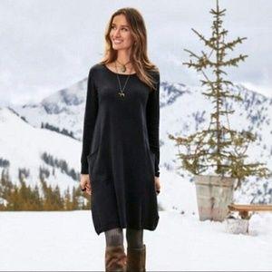 Sundance Catalog Women's Film Noir Sweater Dress